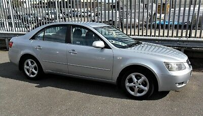 HYUNDAI SONATA 2.4 CDX,2005,34313 miles only,AUTOMATIC,leather,aircon,petrol,exc