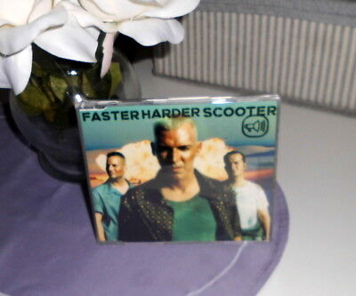CD: Scooter: Faster Harder Scooter / Maxi-CD