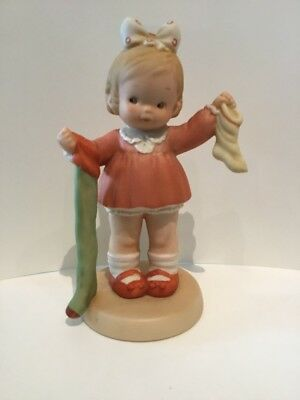 """Memories Of Yesterday #522384 """"The Long And Short Of It"""" Enesco 1989"""