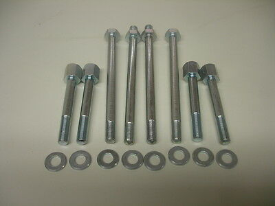 Cylinder Head Bolt Set,Triumph 350/500 Unit Twins all 3TA 5TA T100 Made in UK
