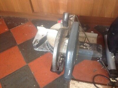 Elu  Tile Sliding  Chop Mitre Saw 230v Smooth start