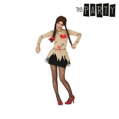 Costume per Adulti Th3 Party Bambola voodoo