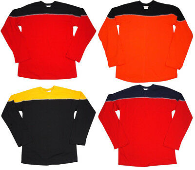 Little and Big Boy's Long Sleeve Colorblocked Cotton T - Shirt Top Tee