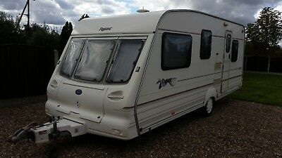 bailey pageant auvergne 5 berth caravan