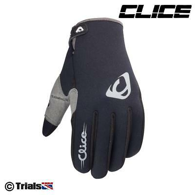Clice H2O Neoprene Riding Gloves - Trials/Enduro/Offroad/Cycling