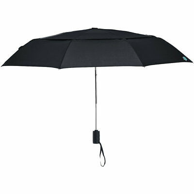 "Coolibar UPF 50+ 42"" Titanium Travel Umbrella"