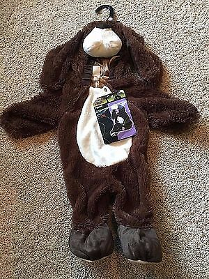 NEW Infant Boys Girls Puppy Costume 6-12 Months