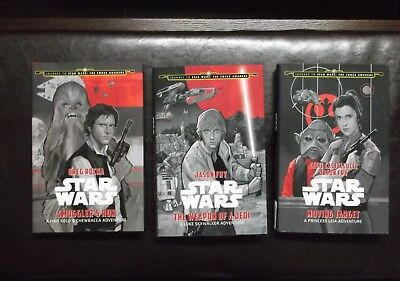 Star Wars Journey to the Force Awakens 3 Novels (Hardcover)
