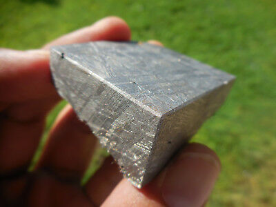 NICELY ETCHED 114.2 gram MUONIONALUSTA METEORITE - GREAT FOR JEWELRY!