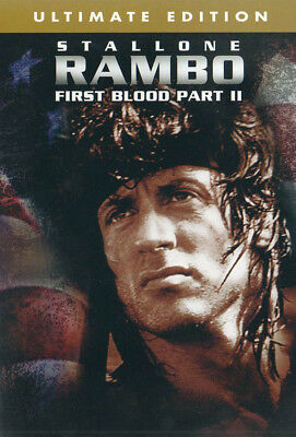 Rambo - First Blood (Part 2) (Ultimate Edition) (Dvd)