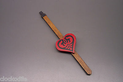 NEW HEART SHAPE CUCKOO CLOCK PENDULUM  - cookoo service repair parts