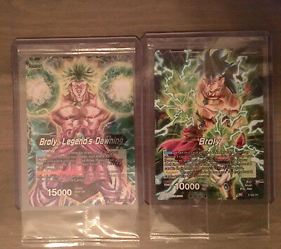 Broly Legend's Dawning P-068 SEALED Dragon Ball Super Card Game