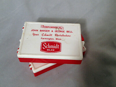 Schmidt Beer First Aid Kit distributor promo Farmington MN