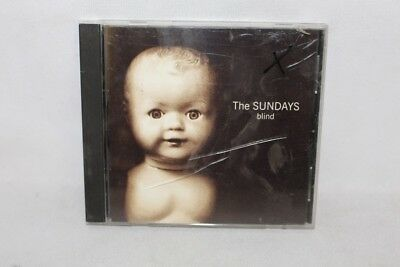 Blind By The Sundays Oct 1992 CD