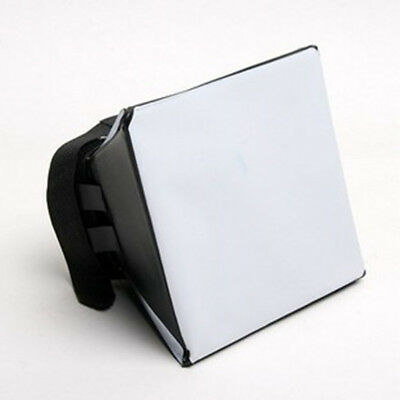 AU Stock 30*27cm Universal Mini Portable Softbox Diffuser for Flash Speedlight