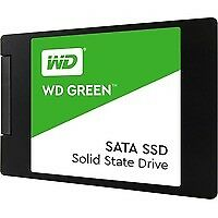 WD SSD 120GB 430/545 Green G2 SSD SA3, Solid State Drive