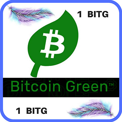 1 Bitcoin-Green (BITG) CRYPTO MINING-CONTRACT (1 BITG) Crypto Currency