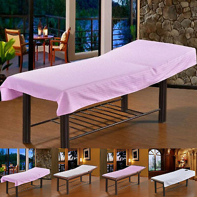 190 x70cm Beauty Massage Bed Cover Table Fitted Polyester Spa Salon Couch Sheet
