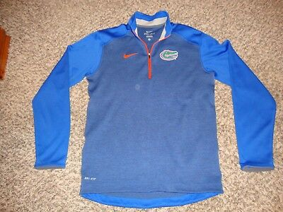 Nike Dry-Fit, University of Florida, UF Gators, Sweat Shirt, NWOT, Size: Medium