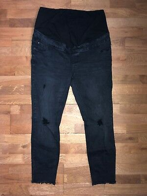 New Look Maternity Over The Bump Jeans Size 16