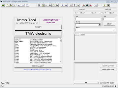 IMMO BYPASS IMMO Off Immobilizer Bypass ECU Unlock