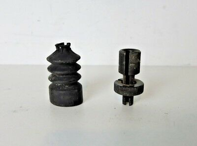 2003 01-04 BMW F650GS F650  clutch  ADJUSTMENT SCREW, BOWDEN CABLE counter nut