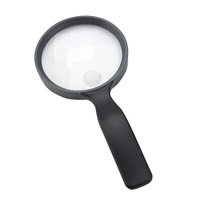Carson JS-24 2x HandHeld Compact Magnifier with 3.5x Power Bifocal Spot Lens