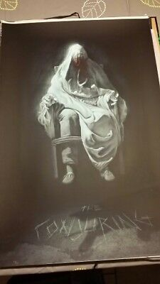 """THE CONJURING"" Art Print Mondo Randy Ortiz"