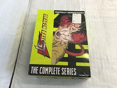 Dragon Ball GT: The Complete Series DVD