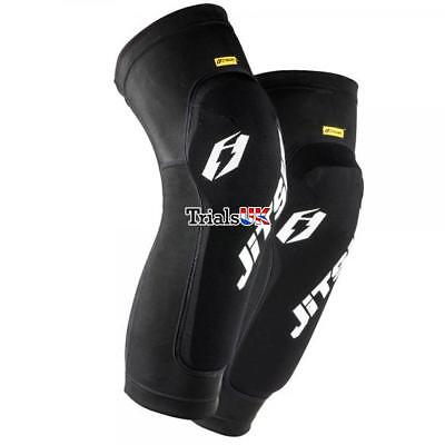 Jitsie Knee/Shin Dynamik Impact Protection Guards Trials/Cycle/Offroad