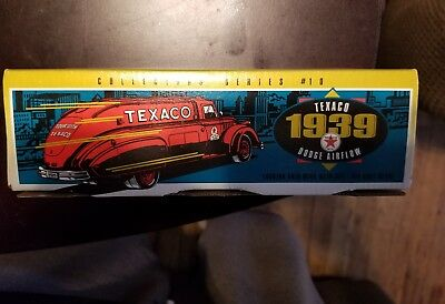 1993 Texaco Collector Series #10 1939 Dodge Airflow New