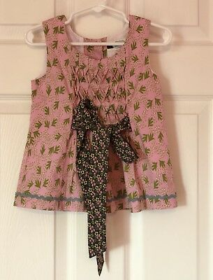 NEW Girls 18 Months MATILDA JANE House Of Clouds Abby Top NEW No Tags