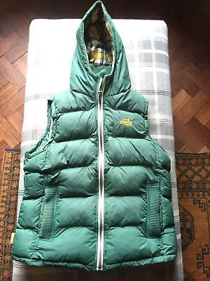 Superdry Gilet / Body warmer Green Size L