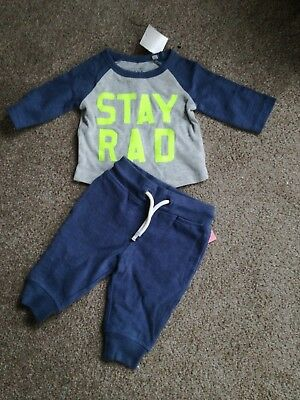 new baby boy next outfit set 3 6 months