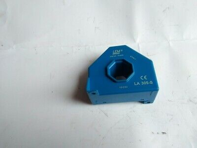LEM LA 305-S Current Transducer 300A 1:2500 Swiss Made  LA305S