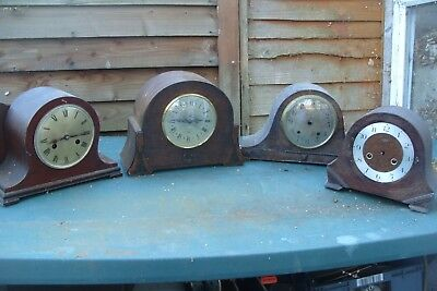 clock parts  4  CLOCKS SPARES  REPAIR