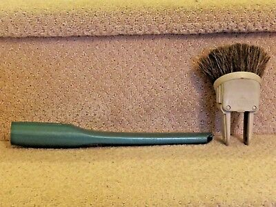 Vintage Genuine ELECTROLUX VACUUM CLEANER Brush and Crevice Tool Attachments