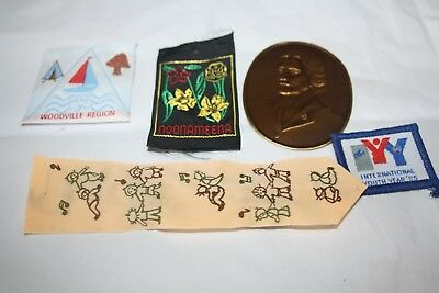 Girl Guide Brownie Australian Patches Lot # 13