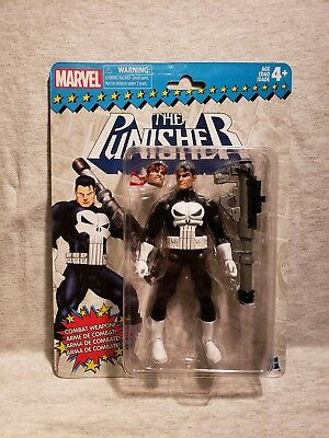 Marvel Legends Vintage Retro Wave 1 The Punisher Action Figure - New!!!