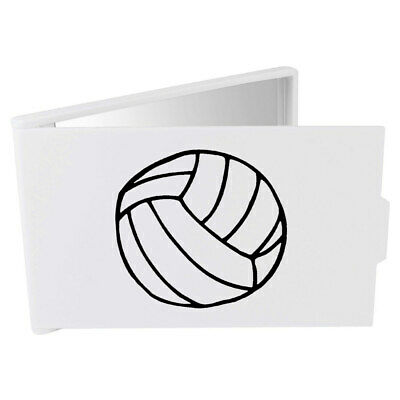'Volleyball' Compact / Travel / Pocket Makeup Mirror (CM00006299)