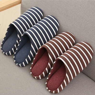 Women Men Home Anti slip Shoes Soft Winter Warm Sandal House Indoor-Slippers_