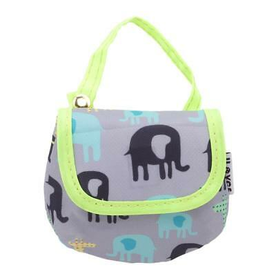 Baby Infant Pacifier Bag Food Storage Pouch Snack Case Pacifier Storage Bags FI