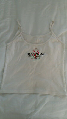 **new**madonna 2001 Drowned World Tour Strappy Top Collector**