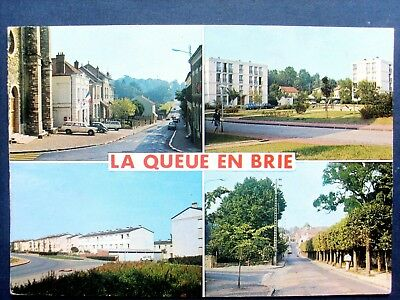 77 ,la queue en brie ,vues diverses en 1972