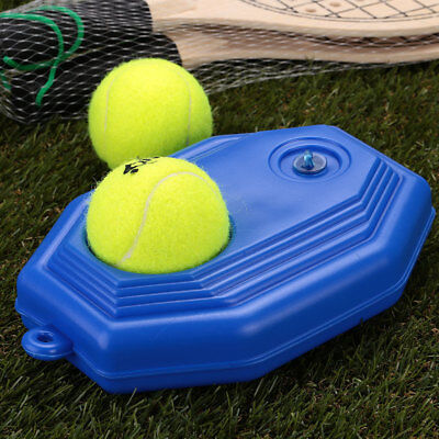 D3C1 Tennis Training Ball Water Base Board Trainers Aid Device Outdoor Sports