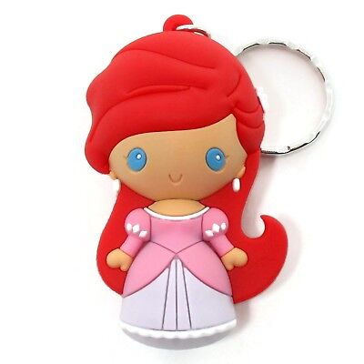 Disney 3D Figural Keyring Series 14 ARIEL KEYCHAIN Open Blind Bag Little Mermaid