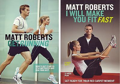 Get Running & I Will Make You Fit Fast : 2 Books Collection : Wh2 : New Books