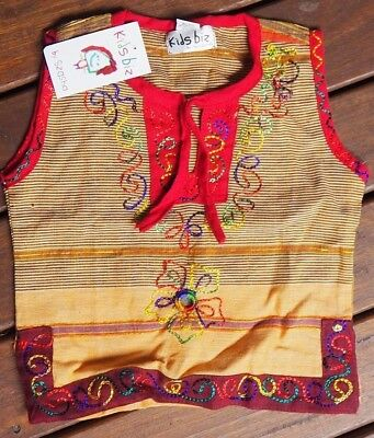 Szasha, toddler boho hippie colourful wear, size s, should fit from 6-9 months+