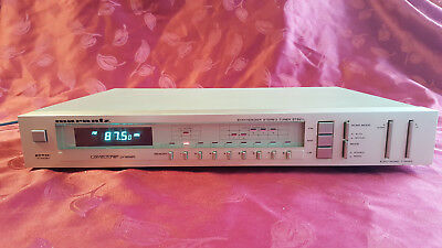 Marantz ST-521 L Synthesizer Stereo Tuner Champagne Series