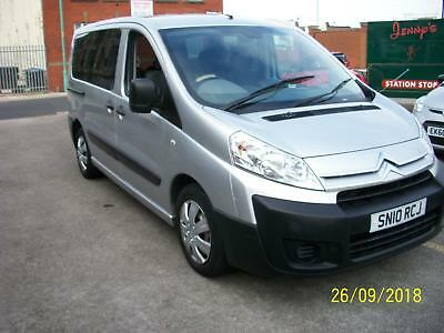 Citroen Dispatch 1.6HDi ( 90 ) L1 H1 6 Seater 1000 with wheel chair access